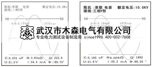 单箱双值电容接线图