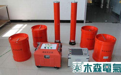 高要求的串联谐振,为江西省建筑工程质量检测中心
