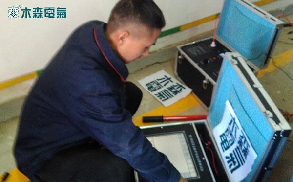 35kv光伏直流电缆故障检测 判断:正相对地为高阻故障.